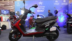 Avan Trend E Electric Scooter Launched In India — Prices Start At Rs 56,900