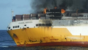 Four Porsche 911 GT2 RS & Other Premium Cars Sink In Atlantic Ocean After Fire Broke Out On Ship