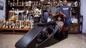 INRacing — India's First Homogeneous Racing Simulator; A Must-Try For Motorsport Fanatics!