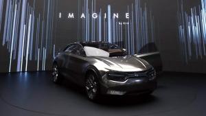 2019 Geneva Motor Show: Kia Imagine Concept Revealed