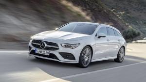 2019 Geneva Motor Show: New Mercedes-Benz CLA Shooting Brake Unveiled
