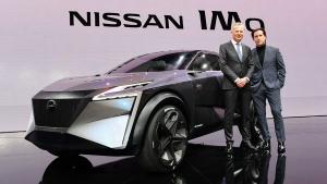 2019 Geneva Motor Show: Nissan IMQ Concept Revealed