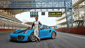 Porsche 911 GT2 RS Becomes Fastest Street-Legal Car At Buddh International Circuit