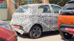 Spy Pics: Tata Tiago Facelift Spotted Testing — Impact 2.0 & Alpha Upgrades On Board
