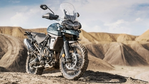 Triumph Tiger 800 XCA Launched In India — Priced At Rs 15.16 Lakh
