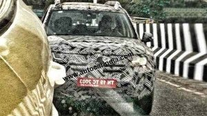 Spy Pics: 2020 Renault Duster Spotted Testing
