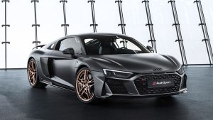 Audi R8 V10 Decennium Unveiled — Limited To Just 222 Units