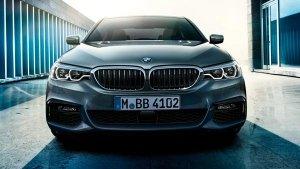 BMW 5 Series Gets M Sport Badge — More Oomph!!