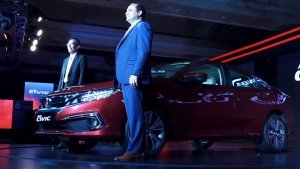 2019 Honda Civic Launched In India — Prices Start At Rs 17.69 Lakh