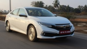 2019 Honda Civic Launch Highlights — Prices Start At Rs 17.69 Lakh