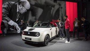 2019 Geneva Motor Show: Honda e Prototype Unveiled