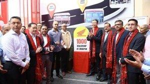 Honda Opens New Authorized Dealership—The Original Rice Paddy In Punjab