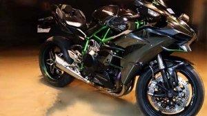 Kawasaki Ninja H2 Gets Stage-III ECU Flash From Mantra Racing; Spits Flames