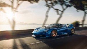 2019 Geneva Motor Show: 1873bhp Pininfarina Battista Electric Hypercar Revealed
