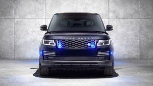 Range Rover Sentinel Armoured SUV Revealed: 5-Litre Supercharged V8 Under The Bonnet