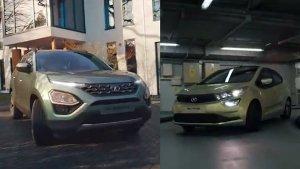 Tata Motors TVC For Altroz, Altroz EV & Buzzard SUV Out