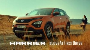 Tata Motor's New TV Campaign With Harrier For VIVO IPL 2019 — Ropes In Two Bollywood Actors
