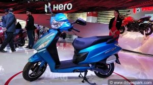Hero Maestro Edge 125 Launching In April—The 5th Symphony Begins