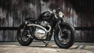 Royal Enfield Interceptor 650 Modified By Zeus Customs—A Chariot Fit For The Gods