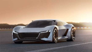 Audi R8 To Be Replaced By All-Electric Supercar — V10 Soundtrack To Be Replaced By Electric Whine