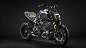 Ducati Diavel 1260 S Materico Unveiled — A One-Off Model To Commemorate Milan Design Week