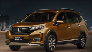 Honda BR-V Facelift Revealed — Coming To India This Year
