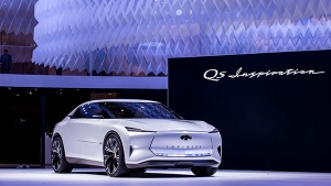 Infiniti Qs Inspiration Concept Revealed At 2019 Shanghai Motor Show