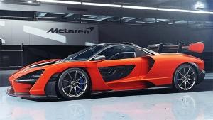 McLaren Senna Gets Added To Forza Motorsport 7 In Latest Update