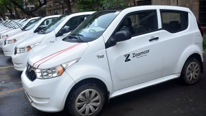 Mahindra To Invest Up To $400 Million In Zoomcar — Report