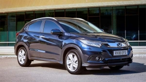 New Honda HR-V India-Launch Plans Confirmed — To Rival The MG Hector