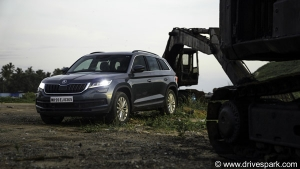 Skoda Kodiaq Petrol Launch Details Revealed — Might Bring In The Kodiaq RS As Well