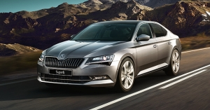 Skoda India Launches EasyBuy Program For Top Model — Superb!