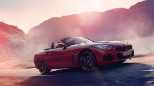 BMW Z4 Roadster Launched In India — Prices Start At Rs 64.90 Lakh