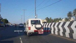 New Mahindra Bolero (2019) Spied Testing Ahead Of Launch