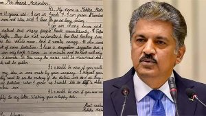 Anand Mahindra Is Impressed By 11-Year-Old Girl's Solution To The Honking Menace In India
