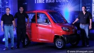 New Bajaj Qute Launched In Maharashtra — Prices Start At Rs 2.48 Lakh