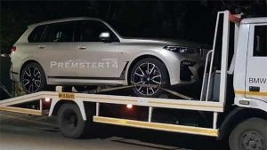 Spy Pics: BMW X7 Spotted Ahead Of Launch
