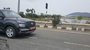 Video: Hyundai Venue SUV On Indian Roads — Here's Everything You Should Know