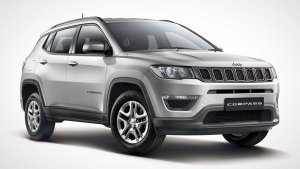 Jeep Compass 'Sport Plus' Variant Launched In India — Priced At Rs 15.99 Lakh
