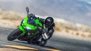 Kawasaki Patents Battery Swap Technology For Electric Bikes — Kawasaki Goes Green, Quite Literally!