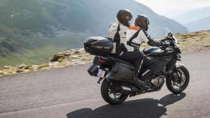 Kawasaki Motorcycles To Feature Radar-Assisted Safety Systems