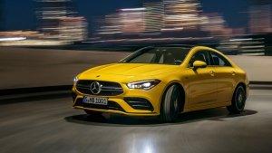 Mercedes-AMG CLA 35 Revealed — Gets 302bhp