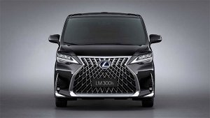 Lexus Reveals China Specific LM Luxury Minivan — Not For The USA!