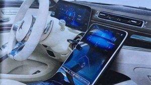 Next Gen Mercedes S-Class Gets Tesla Like Upgrade — Changes Coming 2020