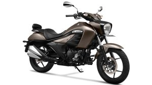 2019 Suzuki Intruder 150 Launched In India At Rs 1,08,162
