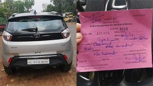 Tata Nexon Owner Fined For 'Not Wearing Helmet' In Kerala — Lunacy Or A Simple Mistake?