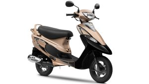 TVS Announces Two New Colour For The Scooty Pep+ Scooter — Part Of Its 25-Year Celebrations