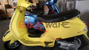 Vespa ZX 125 With Combi Braking System Spotted At Dealership — Replaces LX125