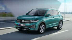 India-spec Volkswagen T-Cross Details Revealed — Bigger On The Inside
