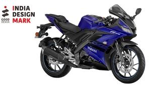 Yamaha YZF-R15 V3.0 Wins 2019 India Design Mark Award
